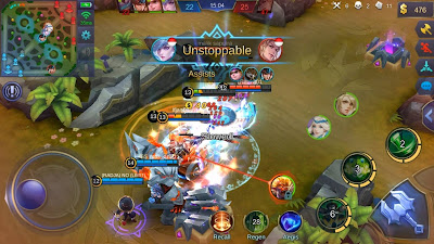 Gameplay Akai Mobile Legends
