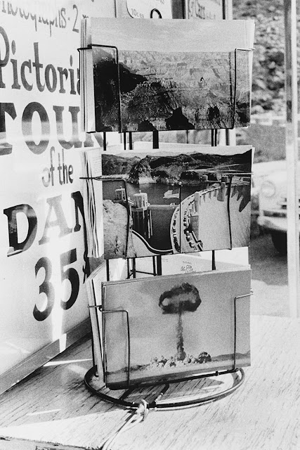 Robert Frank - Hoover Dam
