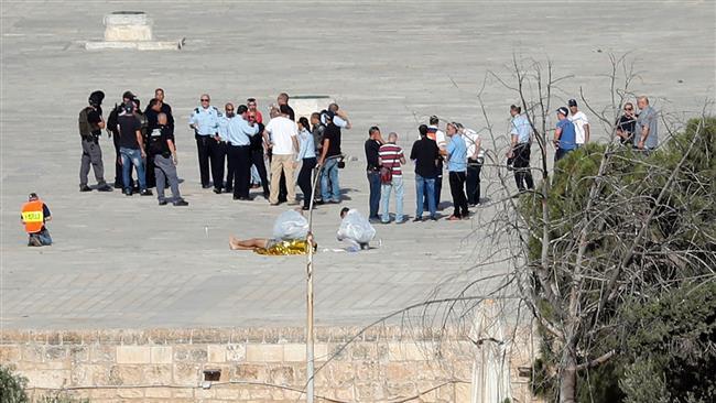 Lebanese Hezbollah praises 'heroic' al-Aqsa Mosque operation