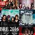 LANZAMIENTOS J-ROCK OCTUBRE 2016