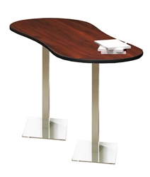 Mayline Peanut Shaped Break Room Table CA3PH at OfficeAnything.com