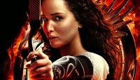 Katniss in The Hunger Games 3