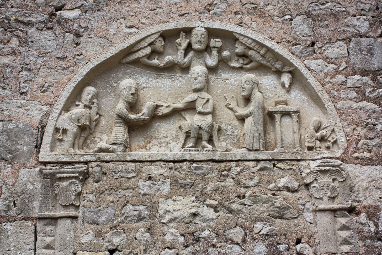 Ile-de-France romane