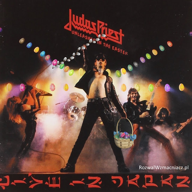 Judas Priest - Unleashed in the Easter