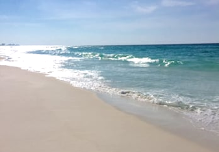 Sterling Sands Beach Condo For Rent in Destin Florida