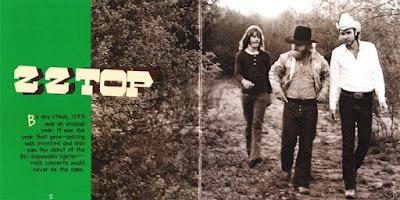 Zeppelin rock zz top tres hombres 1973 cr tica del disco review - Zz top la grange drum cover ...