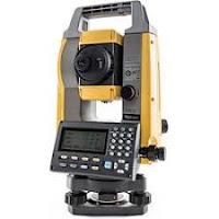 Jual Total Station Topcon GM-55 Akurasi 5 Detik Call 0812-8222-998