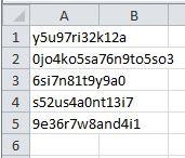 Data Acak