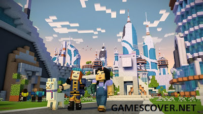 Minecraft Story Mode Season Two Review
