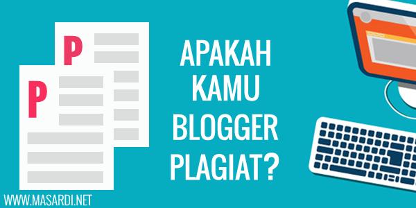 Kesalahan Blogger Pemula yang suka copy paste artikel orang lain