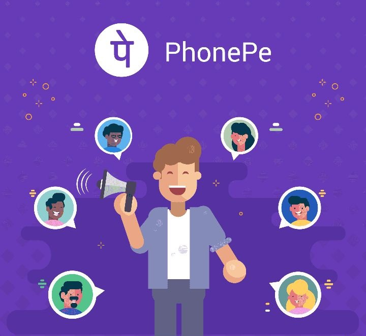 PhonePe Refer and Earn New User Cashback Offers