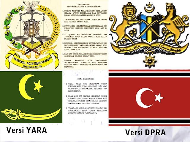 YARA Gugat Pasal 4 Qanun Bendera dan Lambang Aceh