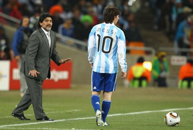 Sports Today: Jorge Crespo condemns comparison of Maradona and Messi