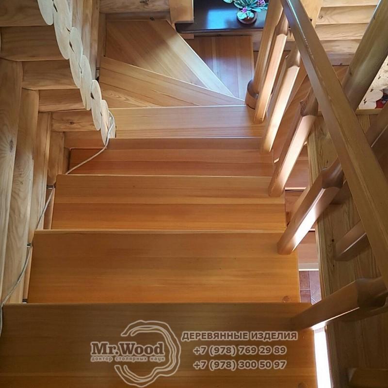 Продажа лестниц на второй этаж Севастополь