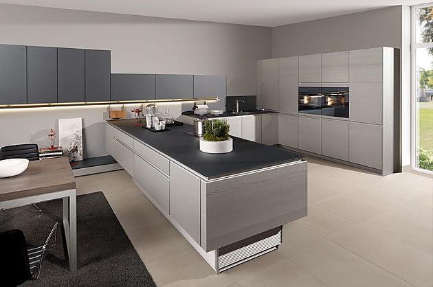 15 fotos de cocinas grises colores en casa for Cocinas gris con blanco