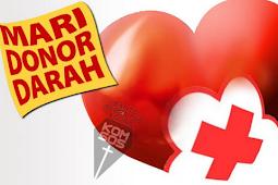 Donor Darah di Gereja St. Albertus Agung Paroki Harapan Indah