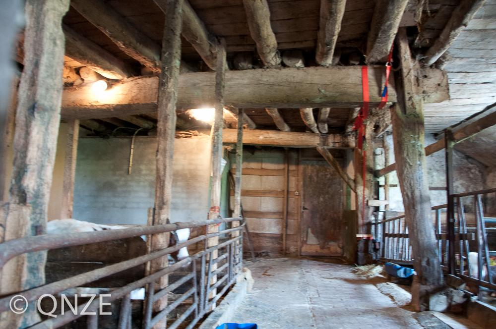 HAUSFORSCHER unterwegs: Das älteste Bauernhaus Europas aus der Mitte