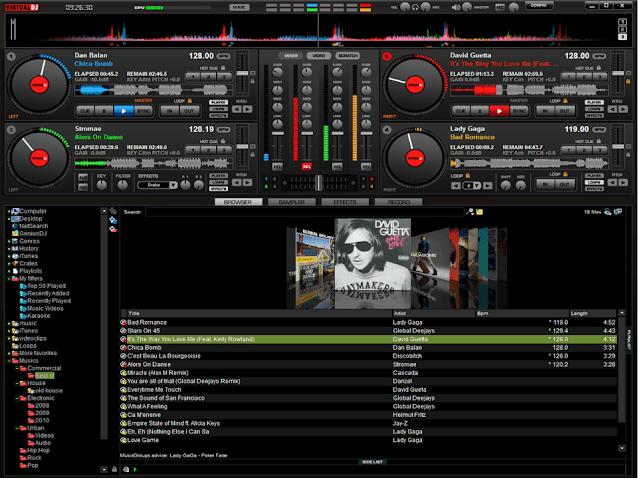 تحميل, برنامج, الدى, جى, والتأليف, الموسيقى, ودمج, الملفات, الصوتية, Virtual DJ, اخر, اصدار