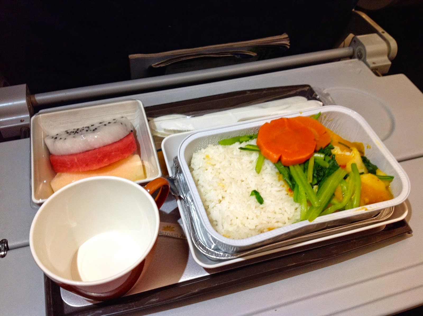 Vietnamairline-flight-meal