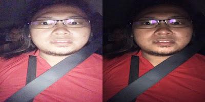 """Bikin Merinding, Ternyata Ada """"Penumpang"""" Tak Diundang dalam Taksi Online Ini"""