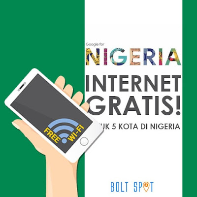 Internet Gratis di 5 Kota! Google Berencana Pasang WiFi Untuk Warga Nigeria