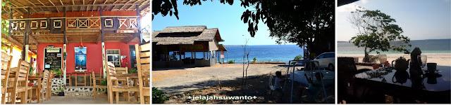 Tempat makan di Tanjung Bira