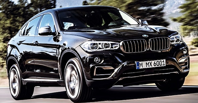 2019 BMW X6 Horsepower And Price