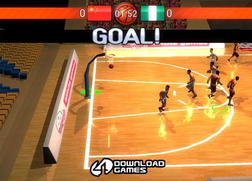 تحميل لعبة كرة السلة العالمية Basketball World كاملة ومجانية