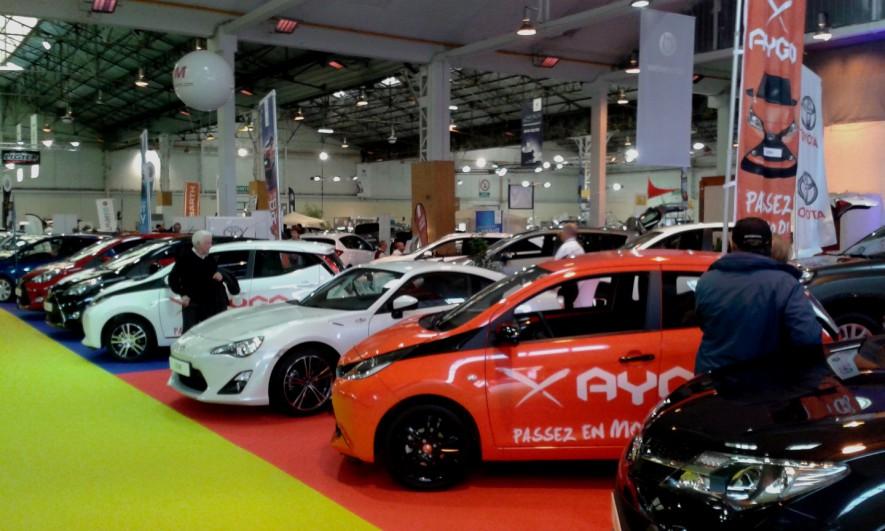 Le salon de l 39 automobile de marseille ouvre ses portes for Salon auto marseille