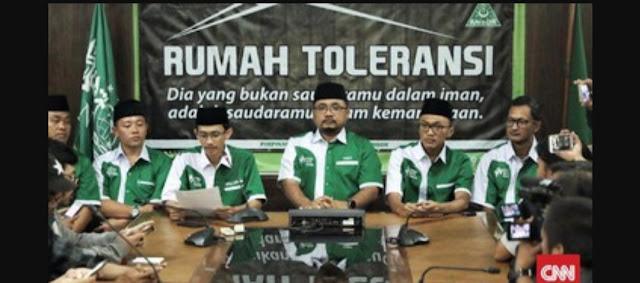 Kemendagri Sebut GP Ansor Tak Penuhi Syarat untuk Dibubarkan