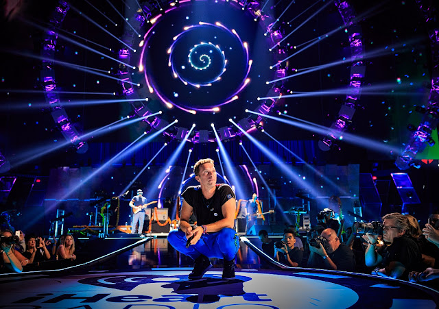 Coldplay - AHFOD Tour (Concierto completo)