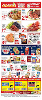⭐ Shaws Flyer 8/16/19 ✅ Shaws Weekly Ad August 16 2019