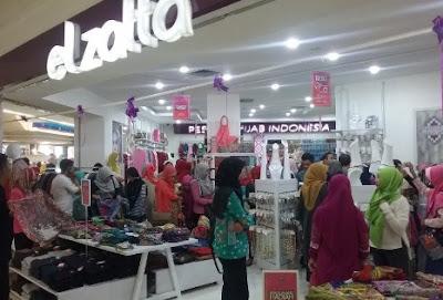 LOKER Sales Assistant GALERI ELZATTA BUKITTINGGI DESEMBER 2018