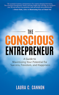 Book Showcase: The Conscious Entrepreneur by Laura C. Cannon