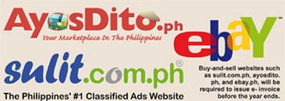 Sulit Ayosdito Ensogo Ebay To Be Sued For Tax Evasion