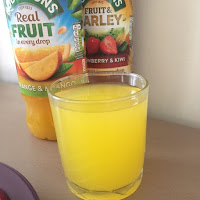 Robinsons Orange and Mango Fruit Juice