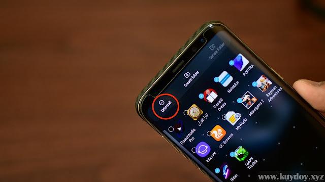 Smartphone Android telah dibekali beragam fitur menarik salah satunya adalah kapasitas pen Cara Uninstal Game/Aplikasi Tanpa Menghapus Data di Android