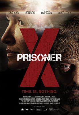 Filme Poster Prisioneiro X