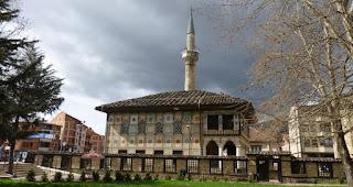 Tetovo, Sarena Dzamija.