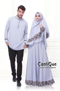 Model Gamis Couple Syar I Keluarga Hijab Store