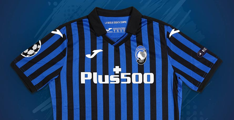 Atalanta 20-21 Champions League Kit Revealed - Footy Headlines