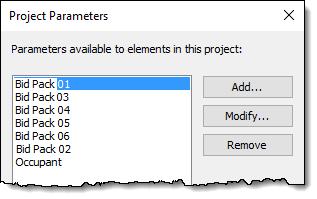 共享Revit共享项目参数插图