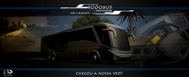 RODOBUS Simulador de ônibus