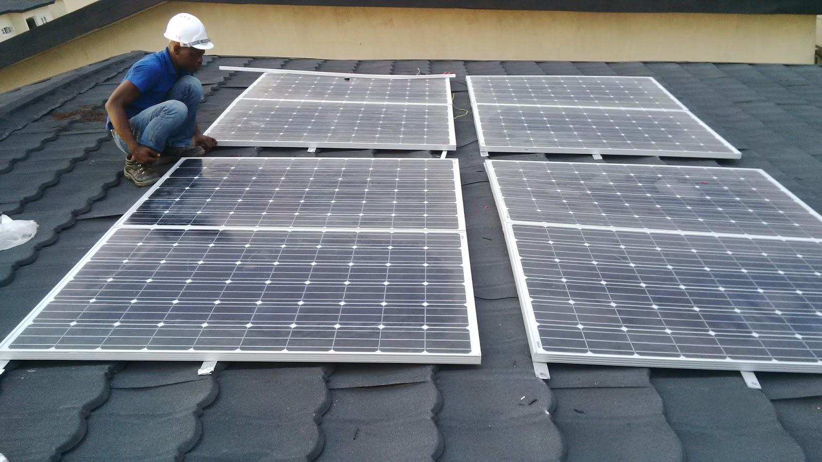 Solar Panels Inverters Deep Cycle Batteries Dealer In