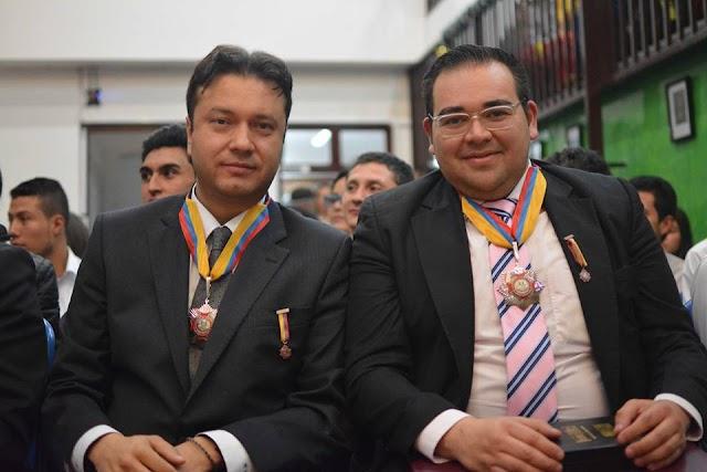 Bandas Fiestera y Sinfónica de Facatativá, condecoradas por el Congreso