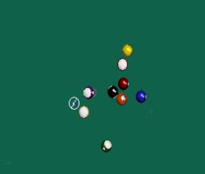 【SFC】冠軍撞球(桌球),好玩的休閒撞球遊戲!