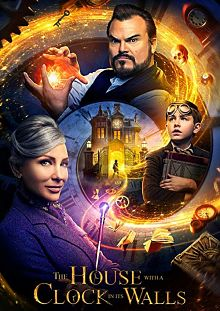 Sinopsis pemain genre Film The House with a Clock in Its Walls (2018)
