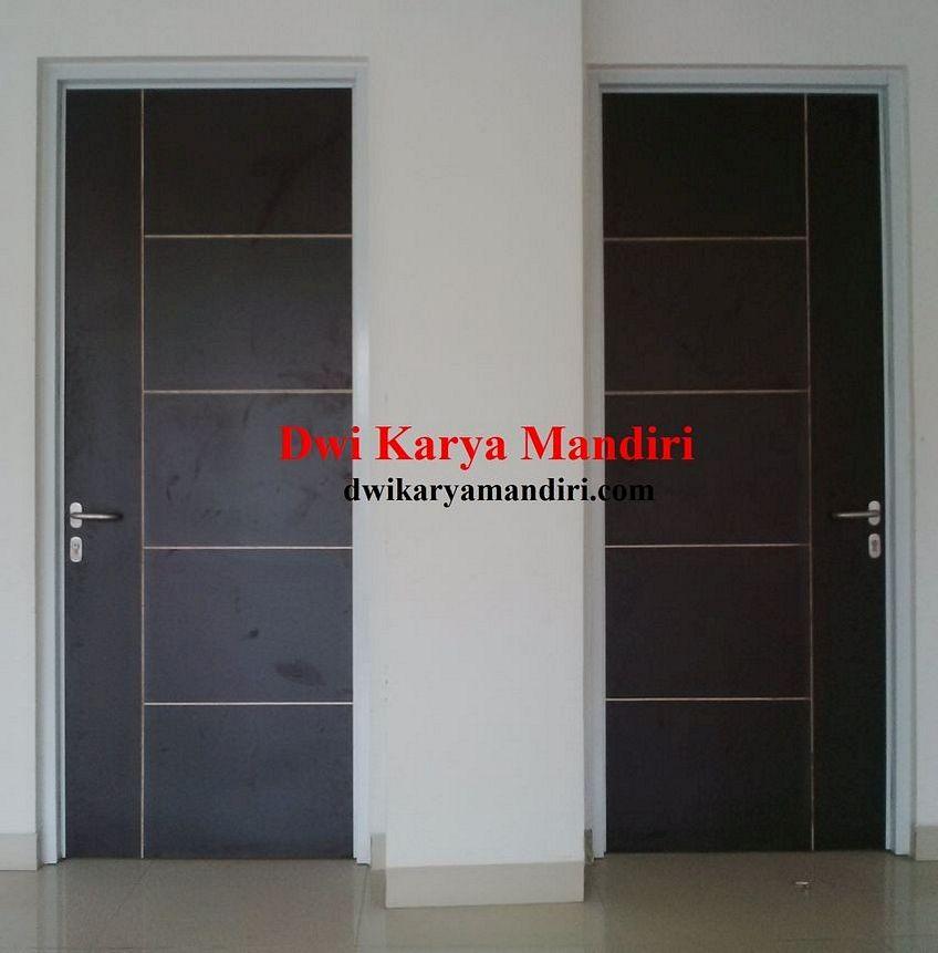 pintu double triplek 3
