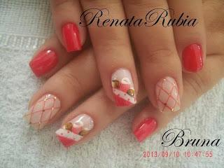 Como decorar uñas