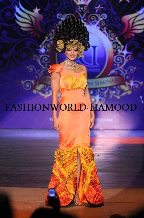 Bharat and Dorris Bridal Fashion Show 2012